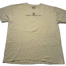 Vintage The Mountain Men's Size XL Door County WI Sunshine Embroidered T... - $24.68