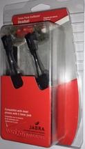 Genuine Jabra Verizon Value Pack Ear Boom Headset; 2.5mm Jack; Twin Pack... - $18.69