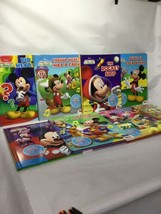 My First Music Fun Disney Jr. Mickey Mouse Clubhouse 8 Book Lot - Musical  - $14.54