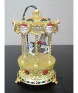 Hallmark Carousel Horse Ornament by Tobin Fraley 1994 NO BOX - $8.90