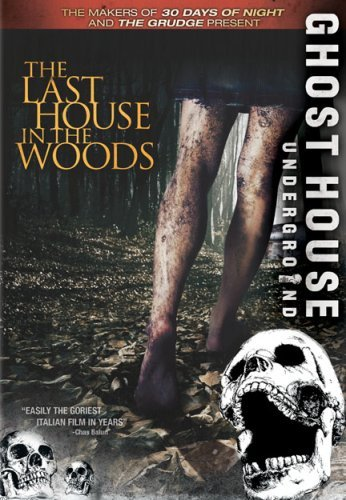 Last House In The Woods (2008) DVD