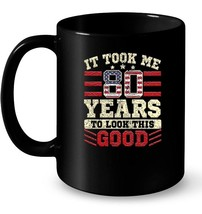 Vintage Made In 1938 It Took Me 80 Years 80th Birthday Gifts - $13.99+