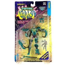 McFarlane Toys Total Chaos Thresher Blue Variant Action Figure 1996 Sealed - $29.65