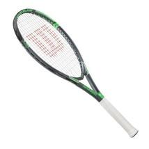 """Wilson Tour Slam Adult Strung Tennis Racket, 4 1/2"""" - Green - $31.61"""
