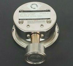 3D INSTRUMENTS 25504-21U55CWG PRESSURE GAUGE, GFK SBD GP1007, 471078 39, 0-15PSI image 7