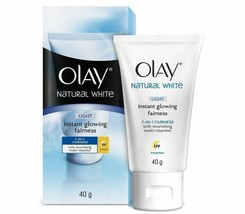 40 gm X 2 PIECE  Olay Natural White 7 in 1 Instant Glowing Fairness Cream - $13.96