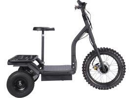 MotoTec Electric Trike 48v 1200w MT-TRK-1200 Scooter 3 Wheel Personal Transport image 6