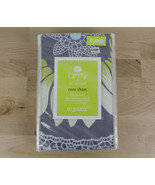 "Amy Butler for Welspun EURO Sham Pillow Case 26""x26"" Lotus Print Organic... - $19.99"