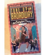 Richard Simmons Fitness Workout VHS Tape Tone Up on Broadway Exercise New - $4.94