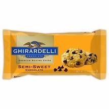 Ghirardelli Premium Baking Chips Semi Sweet Chocolate - $10.48