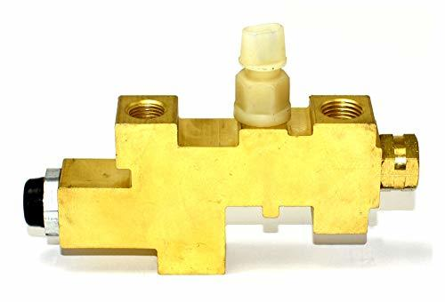 A-Team Performance Proportioning Valve Compatible with 1989-1996 Jeep Wrangler Y