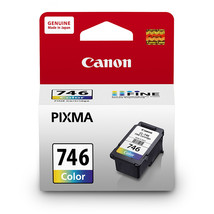 Canon PIMXA Ink Cartridge (for MG3077/MG3070/MG2970/MX497), Tri-Color, CL-746 - $39.99