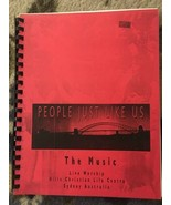 HILLSONG Very FIRST Sheet Music Piano SongBook BEFORE THEY WERE EVER FAMOUS - $10.14