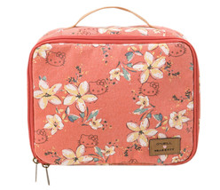 O'Neill x Hello Kitty Lunch Bag: Loco Moco Coral NEW W TAG - $35.99
