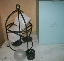 PartyLite Shadow Lights Lantern NEW IN THE BOX - $54.45