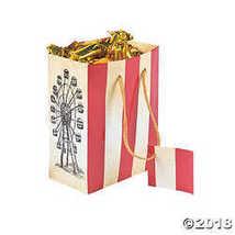 Vintage Circus Gift Bags - $6.49