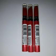 Lot of 3 Revlon Ultra HD Gel Lipcolor, HD Coral - $17.82