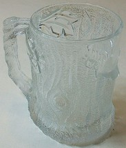 The Flintstones TreeMendous Glass Mug Cup Roc Donalds McDonalds 1993 France - $6.51