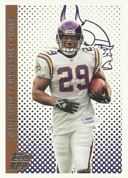 2006 Topps Draft Picks and Prospects #107 Chester Taylor