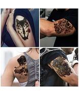 Everjoy Garish Large Sleeve Temporary Tattoos - 8 sheets, Colorful, gang... - $14.10