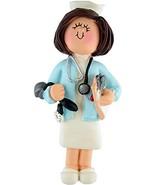 Ornament Central OC-002-BR Nurse Ornament - $16.28