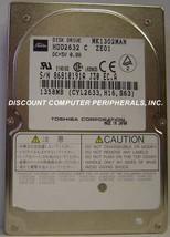 "1.3GB 2.5"" 19MM IDE Drive Toshiba MK1302MAN HDD2632 Tested Free USA Ship"