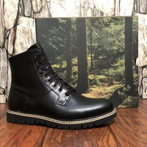 [TB0A184D] Timberland Britton Hill Plain Toe Black Mens Boots Size 11.5 - $134.10
