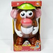 Playskool Mr. Potato Head Super Spud Mix Match Over 45 Pieces Toy Playset Large - $49.49