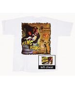 Original King Kong Movie Empire State Building T-Shirt - $19.34