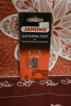Gathering Foot #200315007 Janome For Horizontal Rotary Hook Models - $16.95