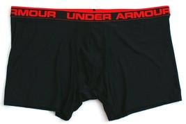 """Under Armour Heatgear  Black 6"""" Boxerjock Boxer Brief Underwear Men's NWT - $14.99"""