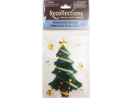 Christmas Holiday Stickers, You Choose image 8