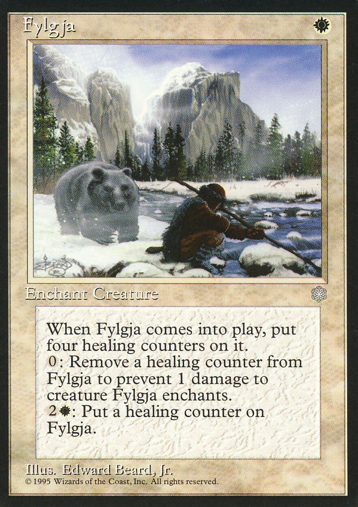 Magic: The Gathering: Ice Age - Fylgja