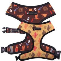 Oui Oui Frenchie Reversible Harness - Texas - $31.99