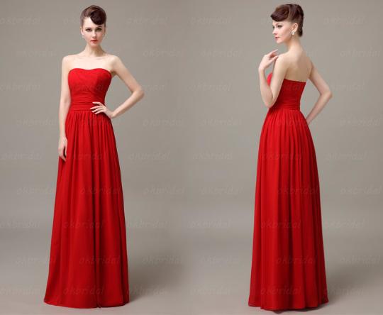 Red 20bridesmaid 20dress original