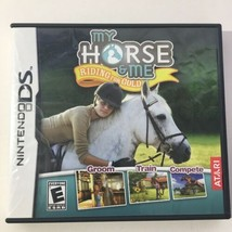 My Horse & Me: Riding for Gold (Nintendo DS, 2009) - $4.75