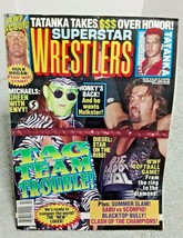 Superstar Wrestlers Magazine February 1995 Centerfold Hulk Hogan vs Flair - $8.59