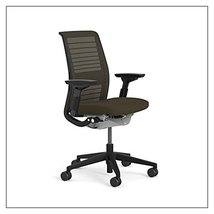 Steelcase Think Chair (R) - 3D Knit Back by Steelcase, 3D Knit Color = Root Beer - $764.00