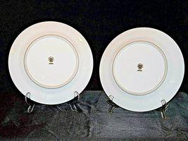 Noritake China 2 Serving Plates Japan (Colby Pattern # 5032) AA19-1503 Vintage image 4