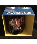 Batman Coffee Mug Cup 12oz Two Face Heads I Win Tails You Lose NEW Gotha... - $13.85