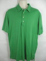Ralph Lauren Polo Golf Vintage Lisle Mens Green Pima Cotton Quail Creek ... - $23.71