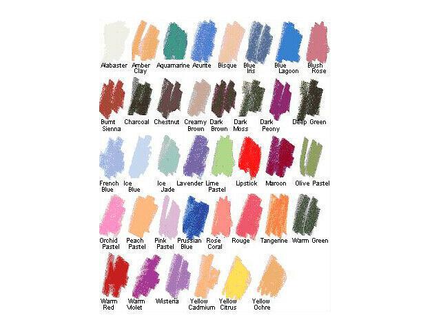 Colorbox Fluid Chalk Ink Pad, Olive Pastel