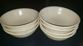 7 Pfaltzgraff Tea Rose Soup And Cereal Bowls - $27.00
