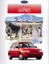 1997 Ford ASPIRE sales brochure catalog 97 US - $6.00