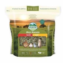 Oxbow Hay Blends Grass Feeding Hay for Small Animals 1.1kg - $55.14