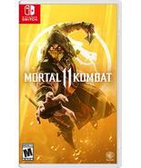 Brand new Mortal Kombat 11 Nintendo Switch free shipping - $29.80