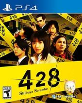 428: Shibuya Scramble - PlayStation 4 [video game] - $60.89