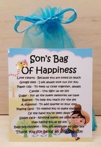 Son's Bag of Happiness 2 - A Unique Fun Novelty Gift & Keepsake ! - $6.76