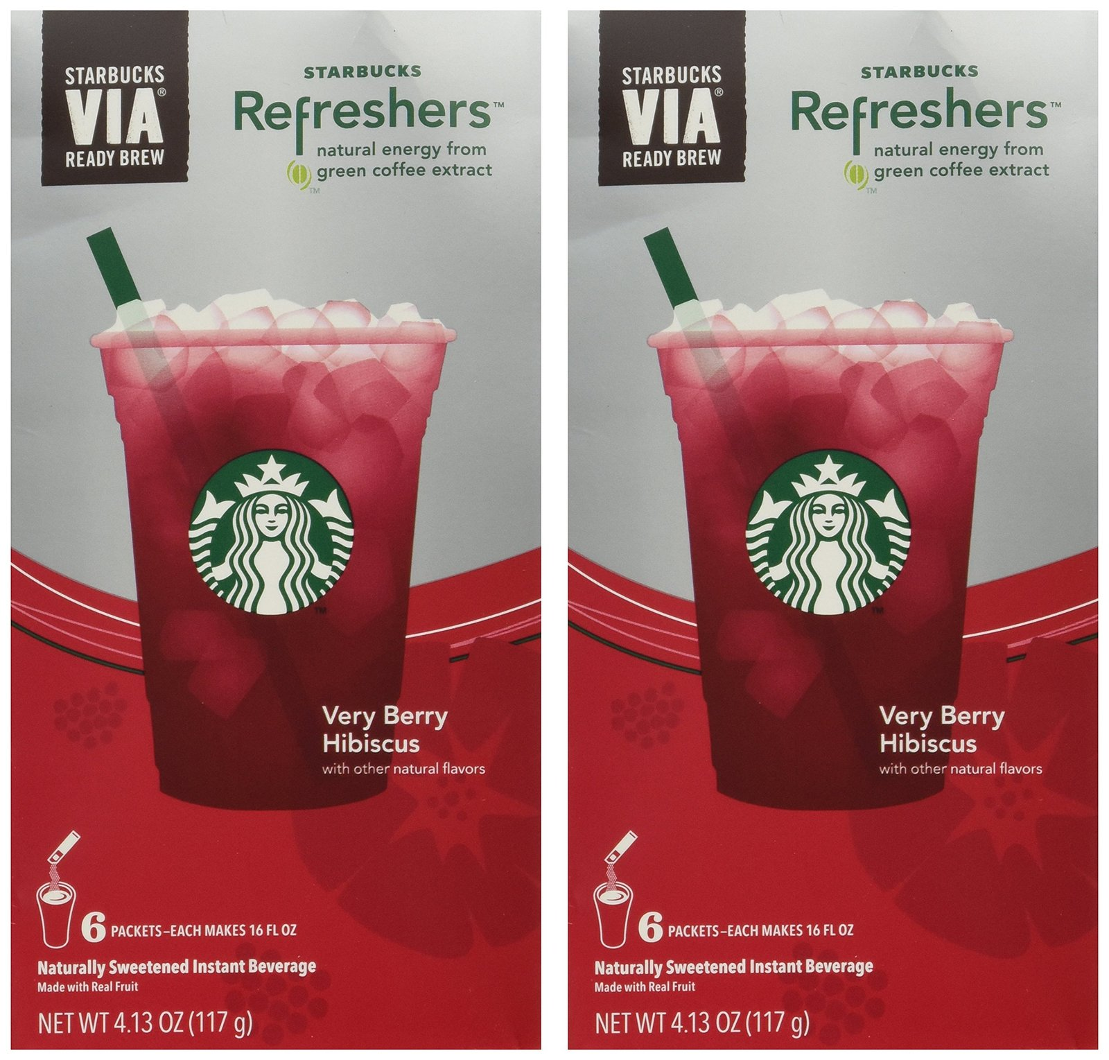Starbucks Via Instant Refreshers Very And 33 Similar Items