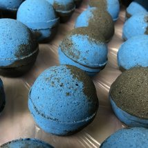 Stormy Waters Bath Bomb - 5oz - All Natural - $7.99
